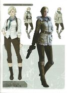 Sherry RE6 Concept