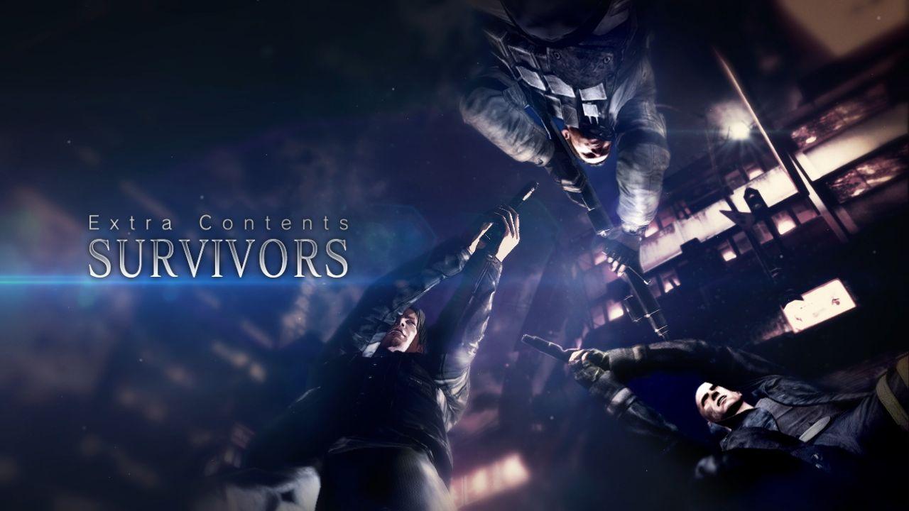 Survivors Re6 Multiplayer Resident Evil Wiki Fandom Powered By
