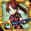 ClanMaster Card Claire RE2 Shotgun