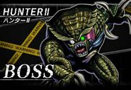 BIOHAZARD Clan Master - Battle art - Hunter II