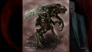 Devil May Cry HD concept art - Beelzebub