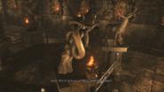 Resident Evil 0 HD - Basement hall snake examine 2