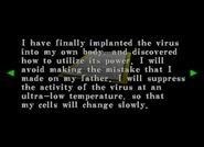 RECV - Virus Report 3