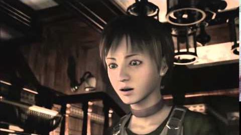 Resident Evil Zero HD Remaster cutscenes - 03 - Disbelief