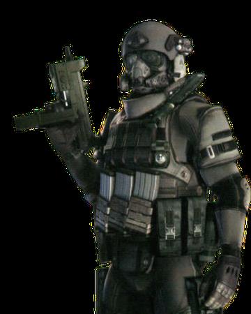 Agent Resident Evil Wiki Fandom