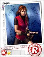 Claire Redfield BIOHAZARD Team Survivor RE2 3