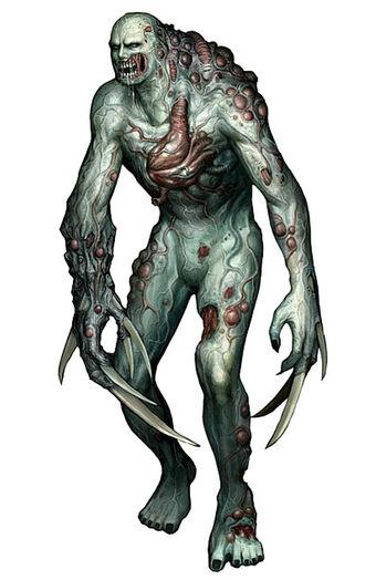 Tyrant Resident Evil Wiki Fandom
