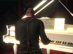 No.79 Jake Vs a Piano in RE6!