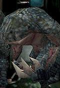 Resident Evil 3 - Hunter γ CG mode