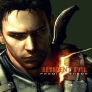 Resident Evil 5 Customizable Theme Pack icon