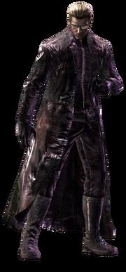 Resident evil 5 01 albert wesker by american paladin-d63fuyl