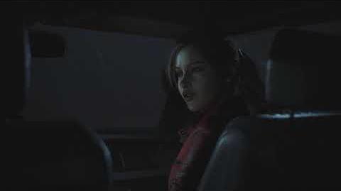Leon meets Claire