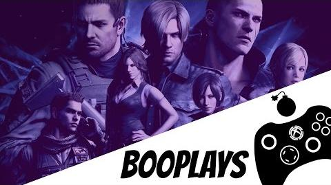 """B00Plays """"Resident Evil 6"""" (ft. Alli3lle) INFINITE AMMO, MY ASS!!!"""