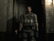 BSAA Chris (front)
