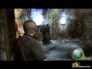 Leon nei sotterranei della chiesa