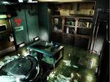Raccoon General Hospital/B3F laboratory