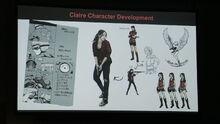 RE2 2019 Claire concept