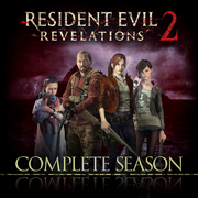 Resident Evil Revelations 2 Pre-Order Theme PS Store icon