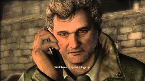 Resident Evil Revelations all cutscenes Episode 1-2 ending