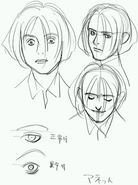 Annette head design BIOHAZARD 1.5