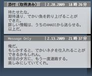 BSAA Remote Desktop message Raynard