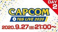 CAPCOM TGS LIVE 2020<DAY-2>9 27 (日)21時~