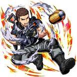 Chris (RE6) in Clan Master
