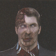 Degeneration Zombie face model 5