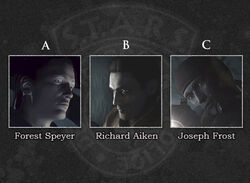 One Click Question - No.42 The Doomed Deadeye of RE1