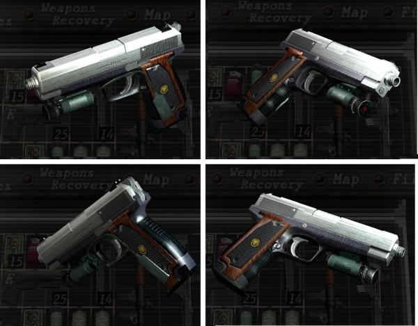 Handgun (Resident Evil 4) | Resident Evil Wiki | FANDOM powered by Wikia