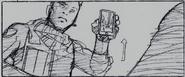 Resident Evil 6 storyboard - Fallen Hero 18