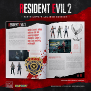 The History of Resident Evil 2 (Pix'n Love's Limited Edition) previews (4)