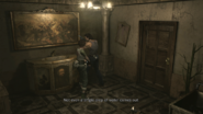 Resident Evil 0 HD - Cafeteria faucet examine 2