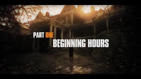Making Of Part One Beginning Hours