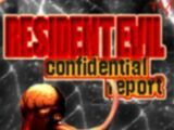 Resident Evil: Confidential Report