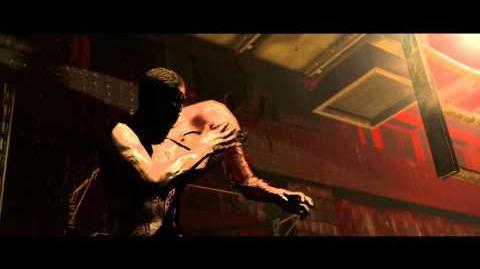 Resident Evil 6 all cutscenes - Mutations