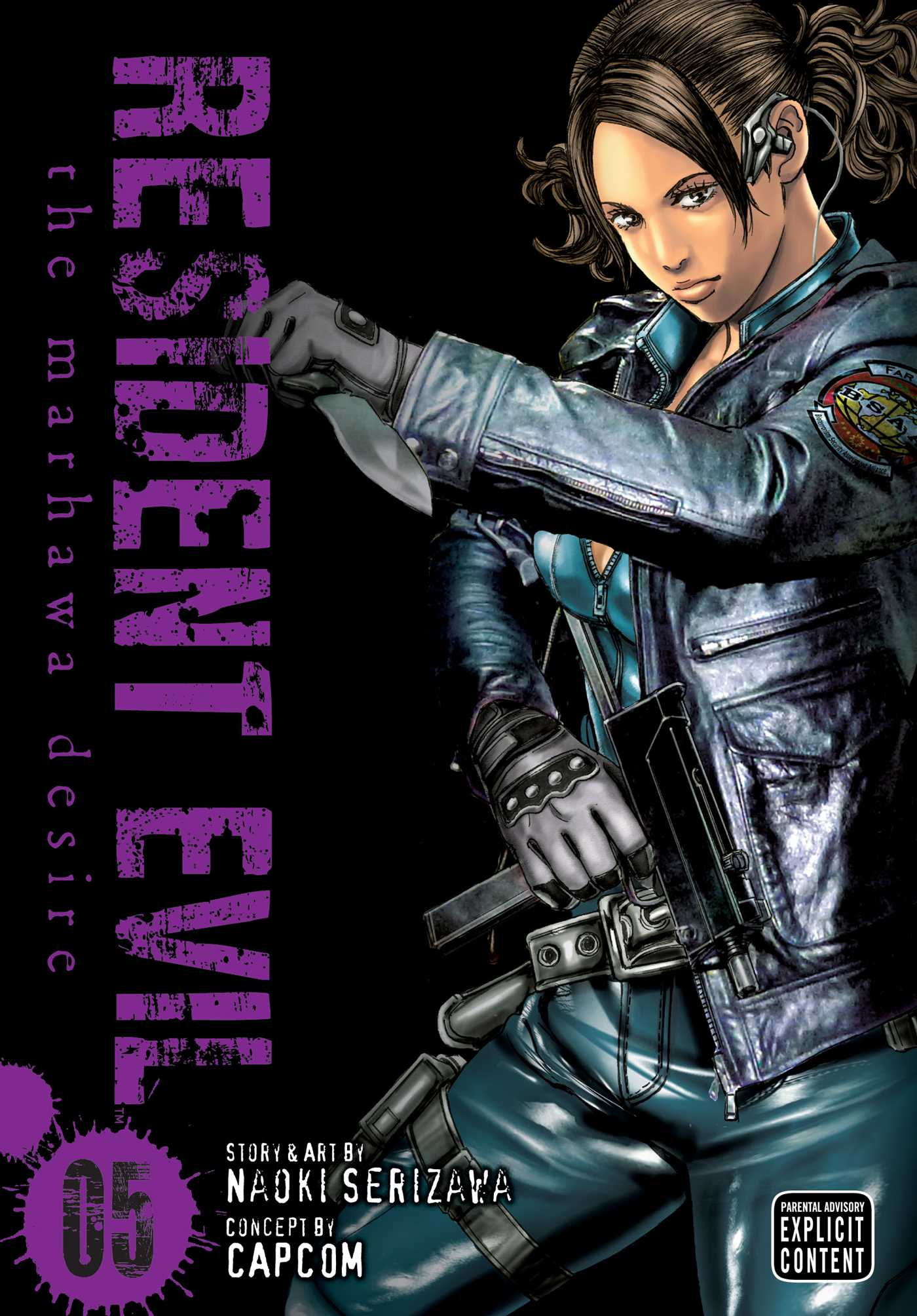 Resident Evil Biohazard Marhawa desire chapter 35: cực kì đáng ghét trang 1