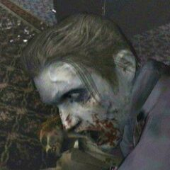 Эдвард обратился в зомби