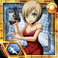 BIOHAZARD Clan Master - Character card - Alyssa Ashcroft 2