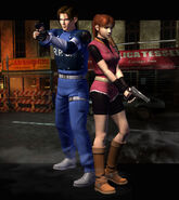 RE2 Leon Claire Flower Street