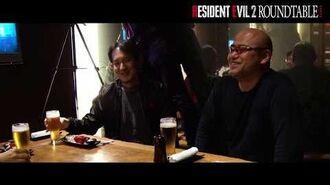 Resident Evil 2 Roundtable Part 3