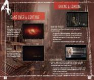 Resident Evil 4 GameCube manual 12