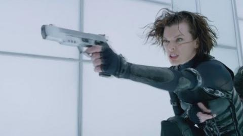 Resident Evil 5 Retribution La Venganza 3D ~ Trailer Oficial Subtitulado Latino ~ FULL HD