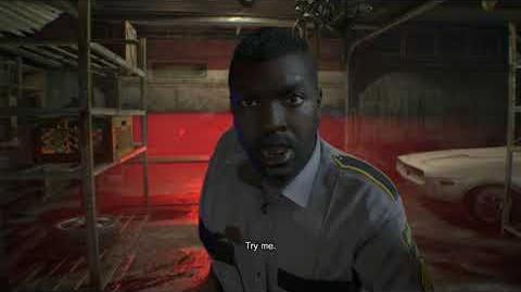 Resident Evil 7 biohazard all scenes - Garage opening scene