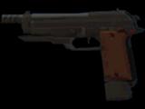 Burst Handgun (Outbreak)