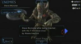 Monstruo Steve (Archivo)