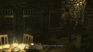 Resident Evil 0 HD - Dormitory B beds examine 2