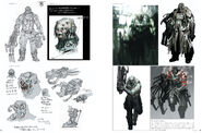 Resident Evil 6 Artworks - Creature Design (31)