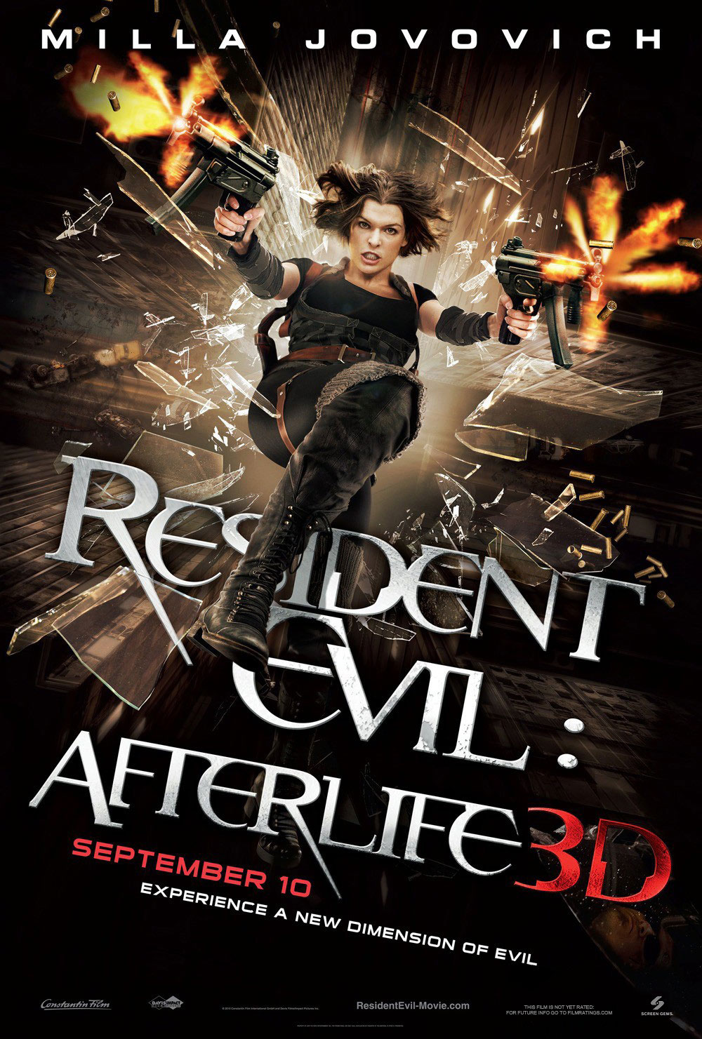 Resident Evil Afterlife Resident Evil Wiki Fandom Powered By Wikia