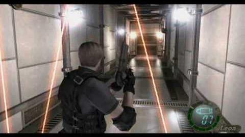 Resident evil 4 PC Laser Patch 1.10